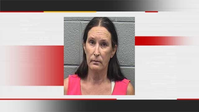 Drunk Midwest City Mom Arrested Picking Up Daughter From School