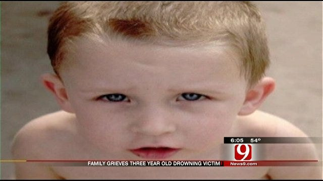 Family Mourns Loss Of Three-Year-Old In Drowning Accident