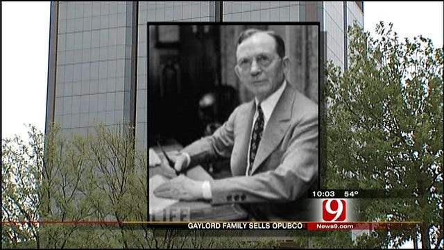 Gaylord Legacy Casts Large Shadow Over Oklahoma City
