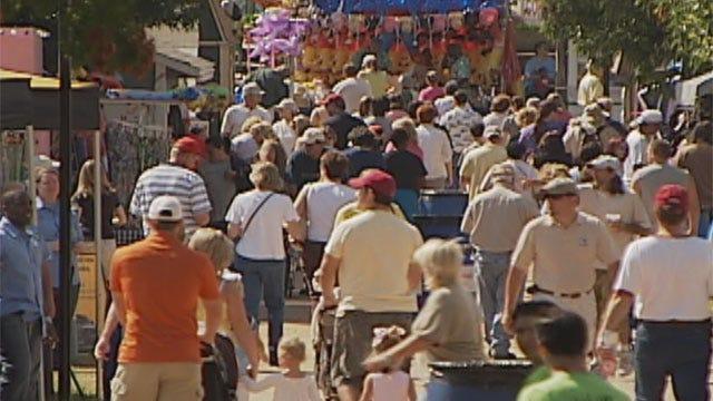 Oklahoma State Fair Opens Thursday
