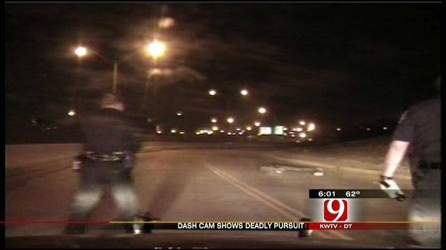 Dash Cam Video Documents Events Leading To Murder Conviction