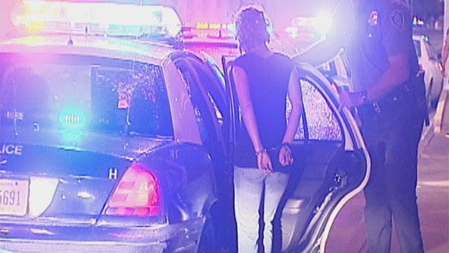 Police Arrest Driver Accused Of Hitting Woman In Bricktown