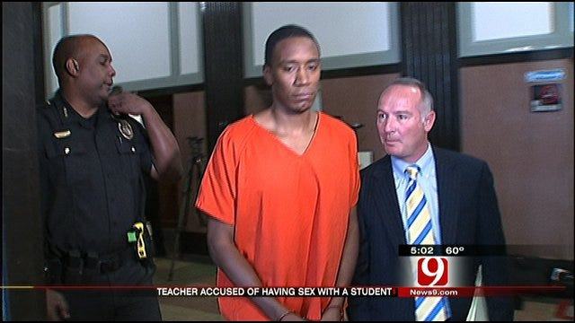 Western Heights Coach Remains In Jail Awaiting Hearing
