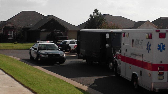 Moore Police Discover One Dead After Domestic Dispute
