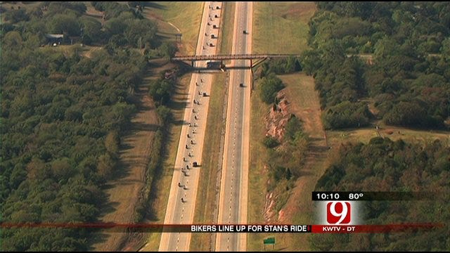 'Stan's Ride' Raises Funds For Food For Kids