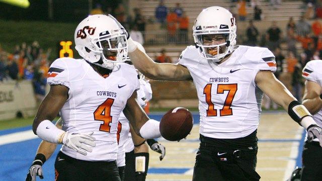 OSU Takes Down Tulsa After Three-Hour Delay