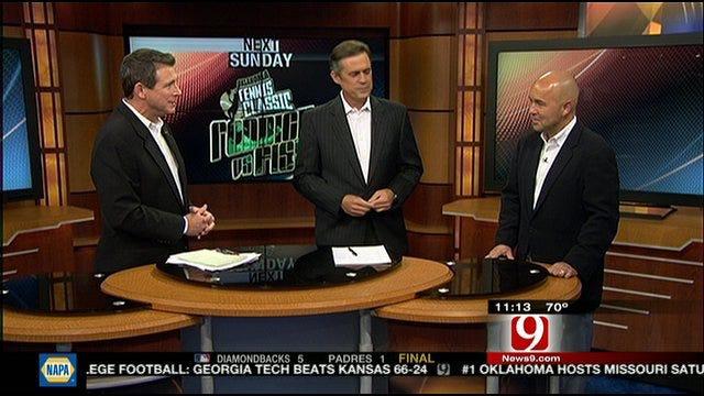 Oklahoma Energy Tennis Classic To Be Held Sept. 25