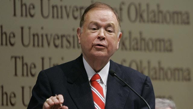 OU Board Of Regents Gives David Boren Power To Change Conferences