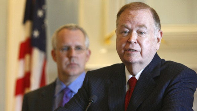 David Boren: OU Will Decide Conference Fate Within Three Weeks