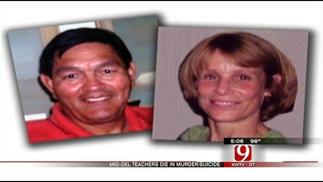 Del City Students Remember Slain Teacher