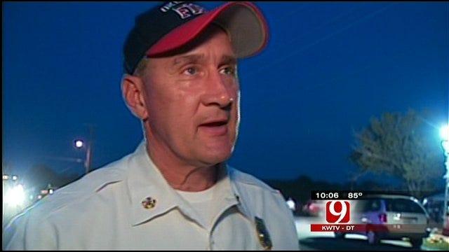 Firefighters Scale Back Presence In Northeastern OKC