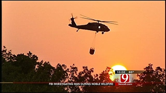 Man Waves Gun At National Guard Helicopter, Feds Investigate