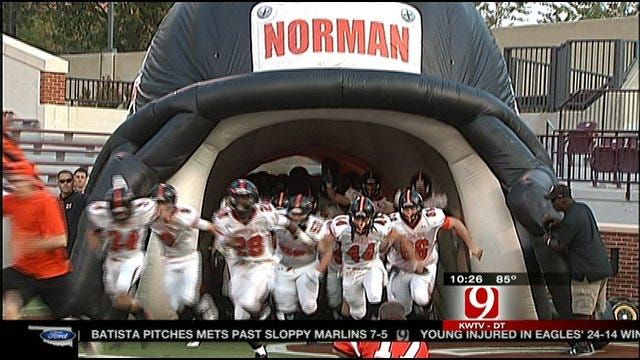 Norman Edges Norman North In Season Opener