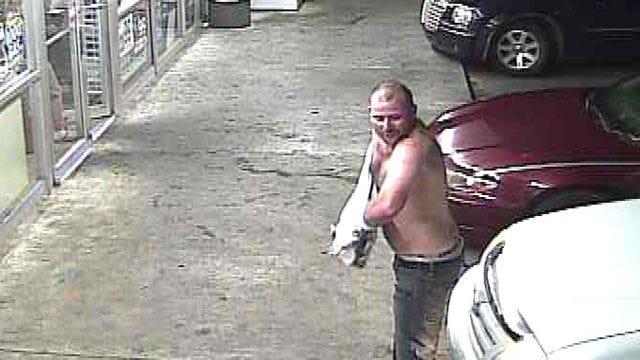 Man Hurls Racial Slurs, Punches Woman In Southwest OKC