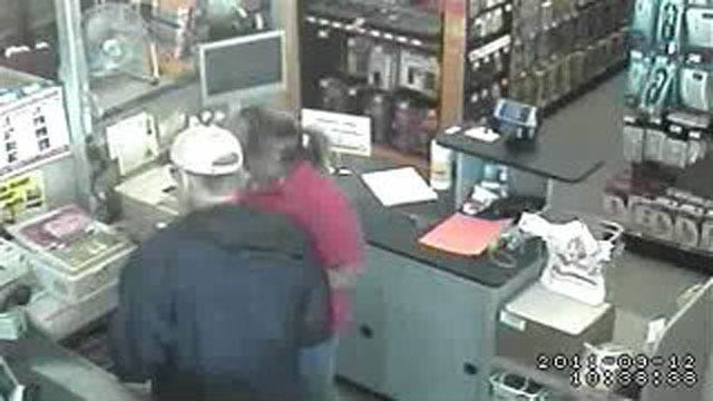 OKC Police Search For Family Dollar Robber