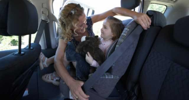 Oklahoma Hospital Helps Parents Keep Kids Safe