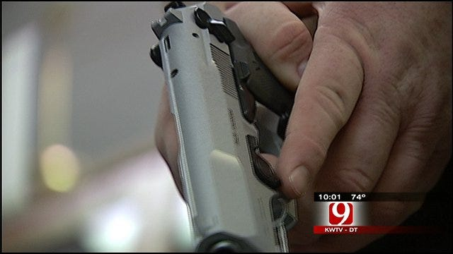 Oklahoma Lawmakers Move Toward Open Carry Of Guns