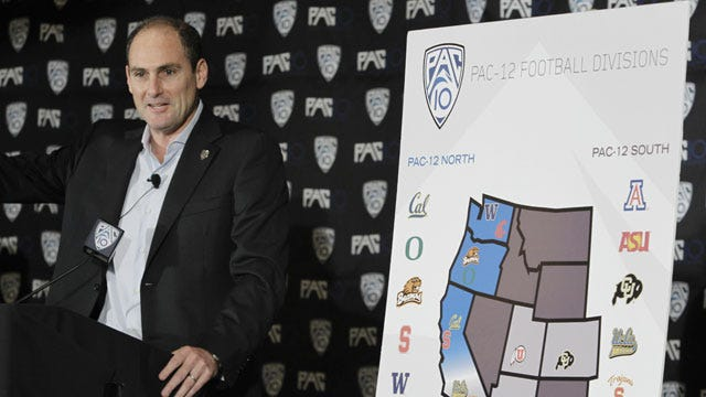 Pac-12 Decides Against Conference Expansion