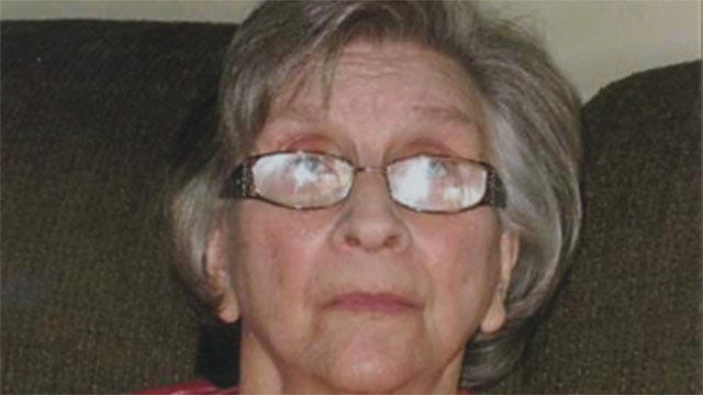 Silver Alert Canceled, Kingfisher Woman Found In Arkansas
