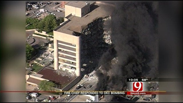 Murdered Fire Chief Played Key Role In Murrah Bombing Rescue