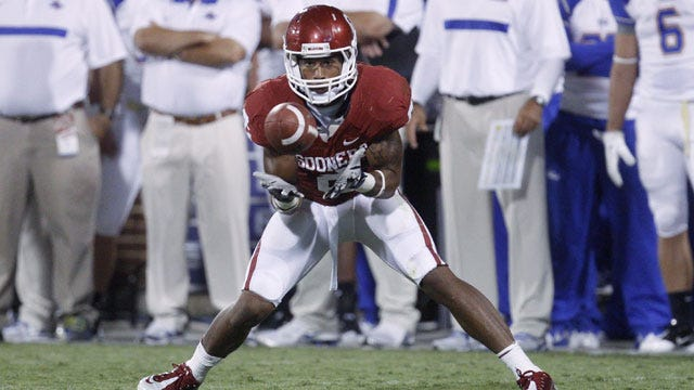 Oklahoma Indefinitely Suspends Trey Franks