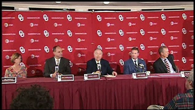 Boren: Big 12 Expresses Solidarity, Presidents Agree To 6-Year Grant Of Rights To Big 12