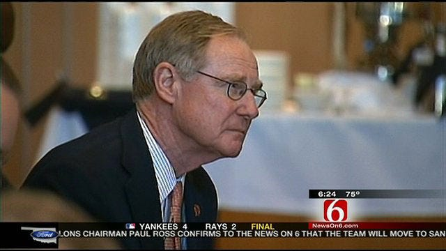 OSU President Burns Hargis Optimistic About Big 12's Future