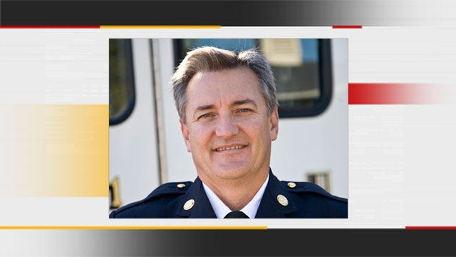 Memorial Service Set For Murdered Nichols Hills Fire Chief