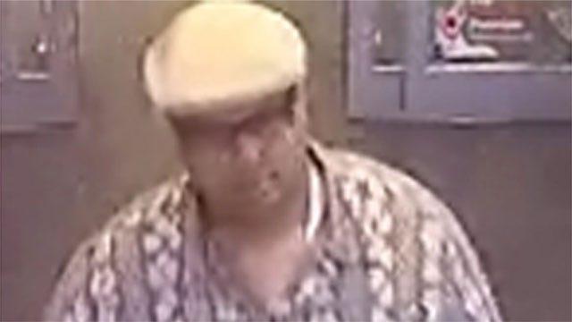 OKC Police Seek Suspect In Gym Locker Burglaries