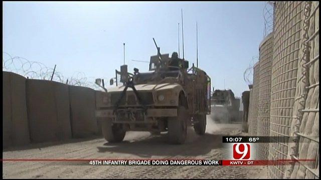 Oklahoma Guard Unit Casualties Raise Questions