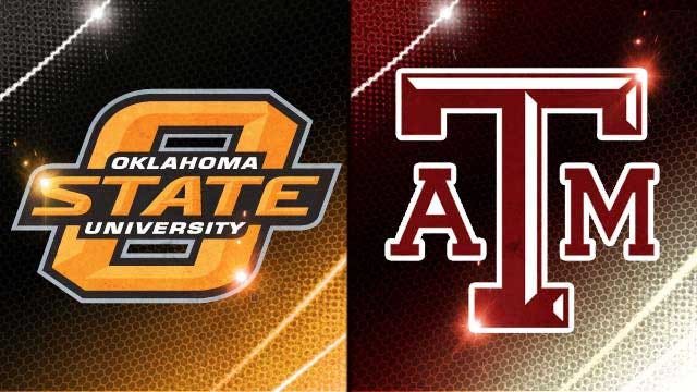 Vitals: Oklahoma State Cowboys vs. Texas A&M Aggies