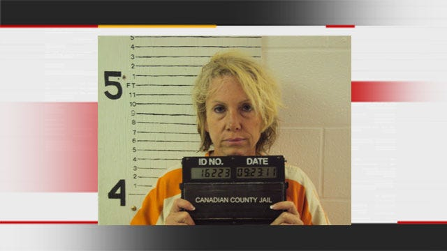 Wife of Murdered Nichols Hills Fire Chief Arrested