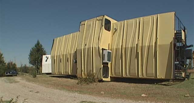 Unique Yukon Bed And Breakfast Won't Reopen After Tornado