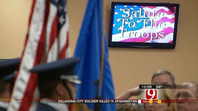 OKC Soldier's Death Marks More Than A Dozen Since Late July