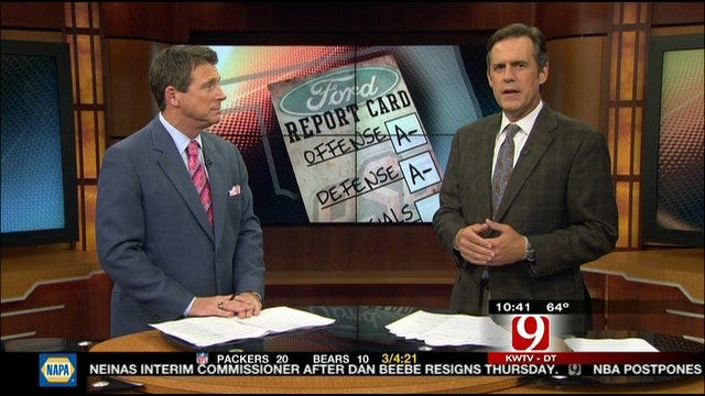 Oklahoma State Cowboys Report Card: Texas A&M