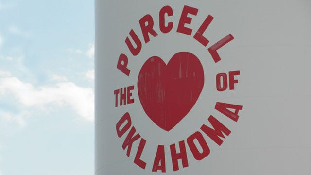 Road Trip Oklahoma is heading South to Purcell