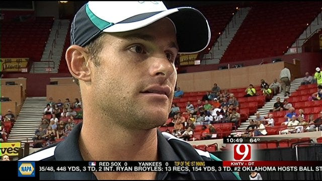 Roddick, Fish In Oklahoma City For Oklahoma Energy Classic