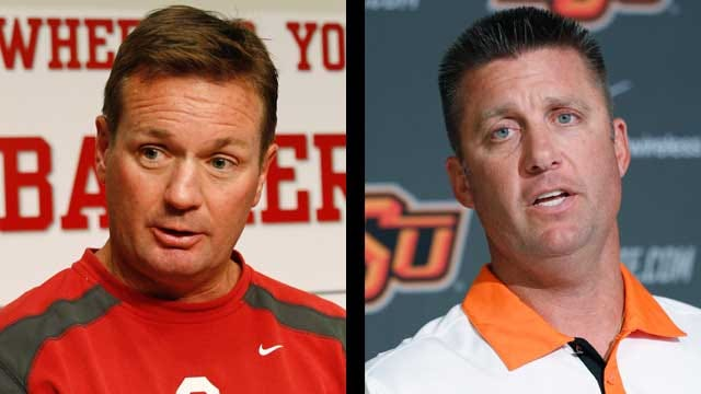 Stoops And Gundy 'Disappointed' With Texas A&M Departure
