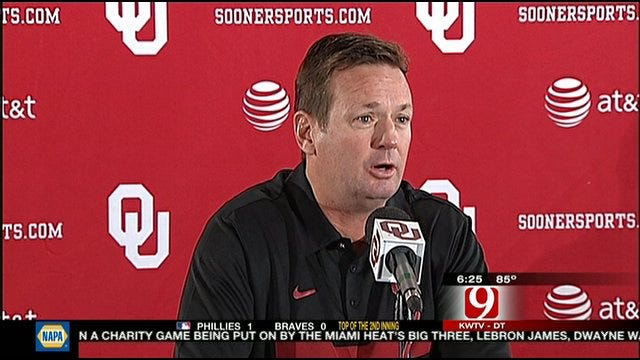 Ball State Gives OU Chance To Practice Keeping Focus