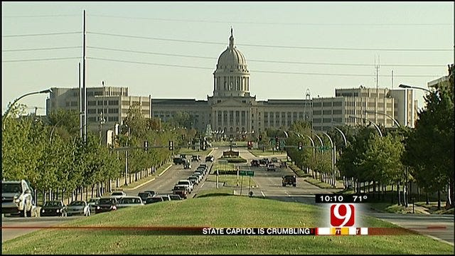 Extreme Weather Takes Its Toll On State Capitol