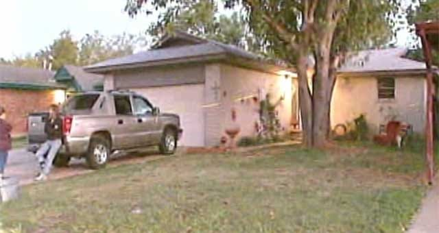 Neighbor, Teen Tied Up During Home Invasion In SW OKC