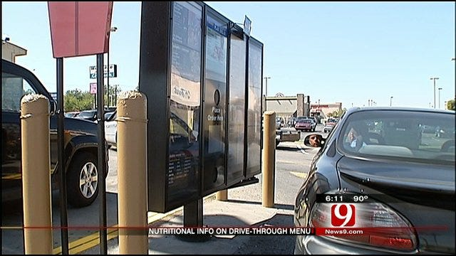 OKC Drive-Through Restaurants Caught In Menu Sign Catch-22