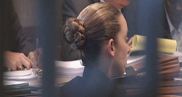 OKC Officer Back On The Stand In Trial Against Her Attackers
