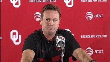 OU Practice Report: Stoops, Jaz Reynolds, David King Full Interviews