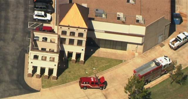 Gas Leak Reported In Oklahoma City