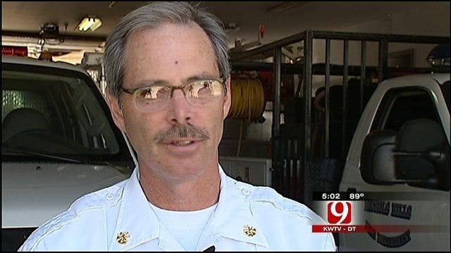 Nichols Hills Fire Department Moves Forward