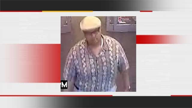 Thief Targets Lockers At South Oklahoma City Gyms
