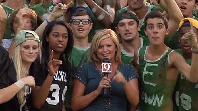 Oklahoma Friday Night Football Roundup