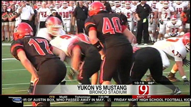 Yukon Offense Takes Over To Start Season With Win