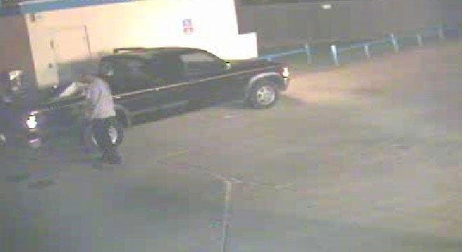OKC Police Seek Suspect In Air Compressor Thefts